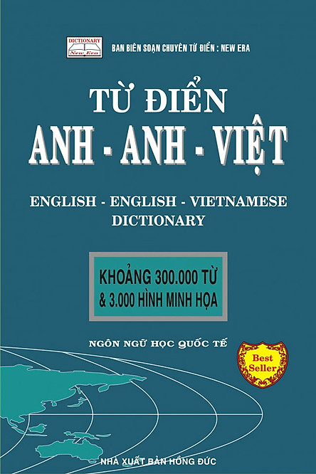 Từ Điển Anh - Anh - Việt 300.000 Từ (Tái Bản)