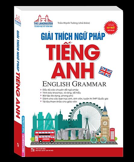 The Langmaster - Giải Thích Ngữ Pháp Tiếng Anh English Grammar