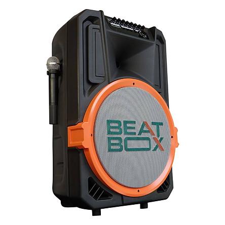 Dàn Karaoke Di Động Acnos Beatbox KB39U - Hàng Chính Hãng