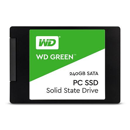 Ổ Cứng SSD WD Green 240GB - WDS240G1G0A - Hàng Chính Hãng