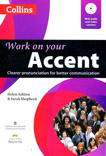 Work On Your Accent (Kèm CD)