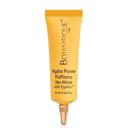 Kem làm giảm nếp nhăn và bọng mắt, giúp da mịn màng Botanifique – hydra power puffiness-no-more