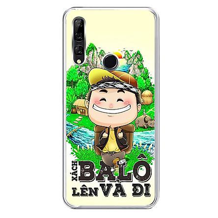 Ốp lưng dẻo cho điện thoại Huawei Y9 Prime 2019 - 0108 GOGO02 - Hàng Chính Hãng