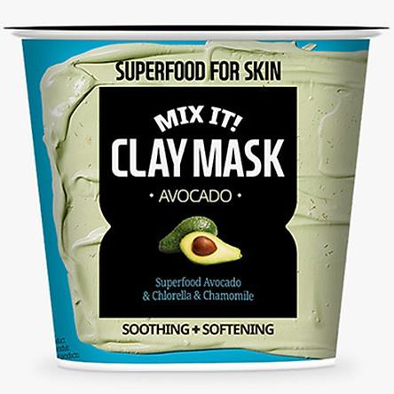 Mặt Nạ Đất Sét Farmskin Superfood For Skin Mix It Clay Mask (25ml)