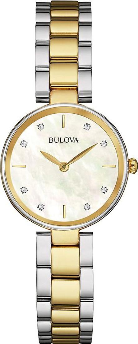 Đồng Hồ Nữ Dây Kim Loại BULOVA 98S146 (27mm) - Vàng