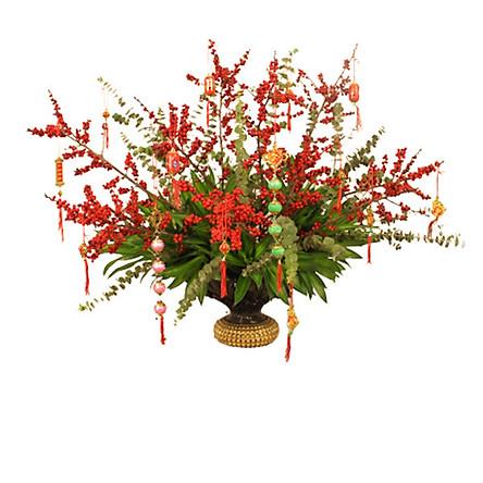 Bình hoa tươi - Xuân Lộc Tài 4286