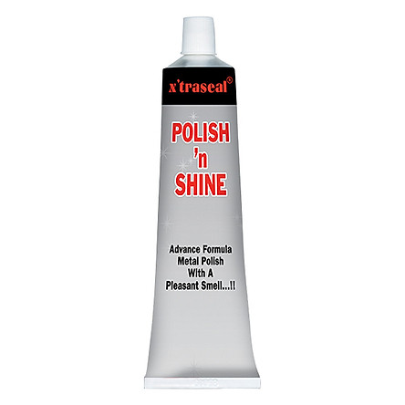 Kem Đánh Bóng Kim Loại Polish 'N Shine