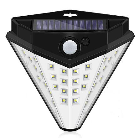 Đèn Năng Lượng Mặt Trời Cảm Biến Chuyển Động PIR 32 LED SL51