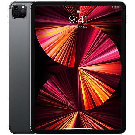iPad Pro M1 11 inch (2021) 256GB Wifi Cellular  - Hàng Chính Hãng