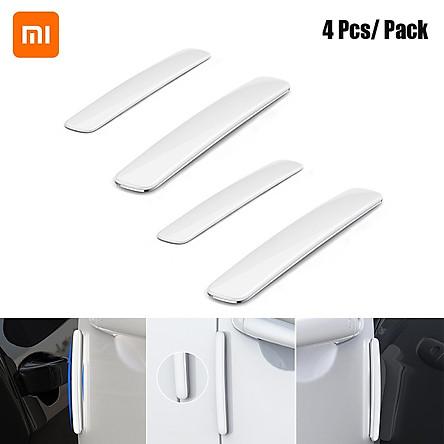Miếng dán bảo vệ chống va chạm cửa xe Xiaomi Youpin Baseus, Nhãn dán tương thích với xe thể thao và Suv, 4 miếng / túi