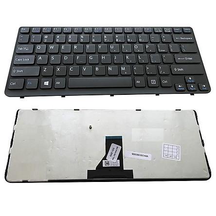 Bàn Phím Dùng Cho Laptop Sony Vaio SVE14, SVE141 Series Keyboard
