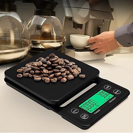 Cân điện tử pha cà phê chuyên nghiệp DT5055