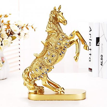 Mô Hình Ngựa Trang Trí TTN39