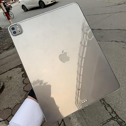 Ốp lưng silicon dẻo trong suốt dành cho iPad Pro 11 2020