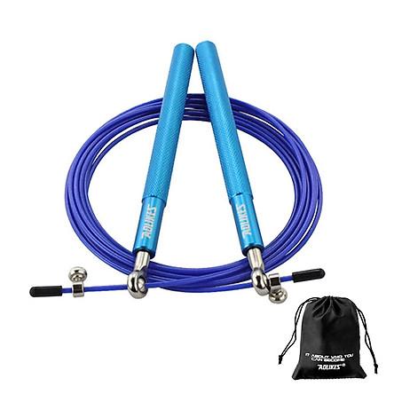 Dây nhảy thể dục chuyên nghiệp AOLIKES YE-3202 Speed Jump Rope - Hàng Chính Hãng