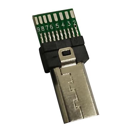 15Pin USB Socket Plug for Sony HDR-CX405 HDR-CX240E HDR-CX280E HDR-CX290E HDR-CX380E HDR-CX390E HDR-CX510E HDR-CX610E HDR-CX900E