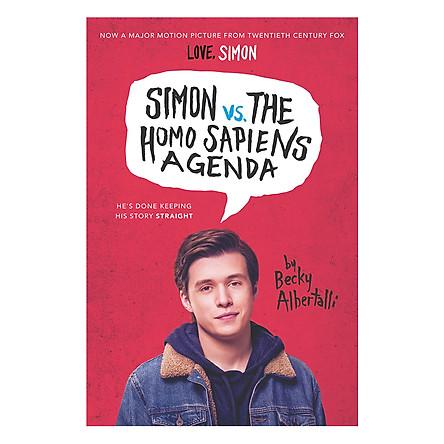 Simon Vs. The Homo Sapiens Agenda: Simon Vs The Homo Sapiens Agenda Official Film Tie-In