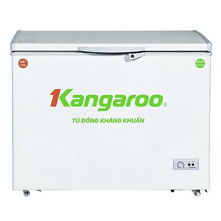 Tủ đông kháng khuẩn Kangaroo KG428VC1 428L 1 ngăn, 1 cánh - Hàng chính hãng