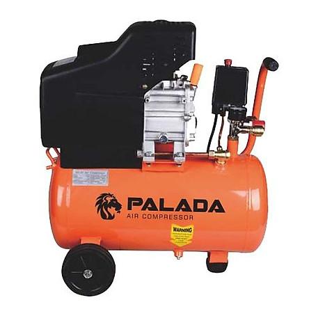 Máy nén khí mini gia đình Palada PA-224, công suất 2.5/1.8HP/KW, dung tích bình chứa 24 lít