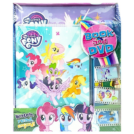 My Little Pony Book & DVD