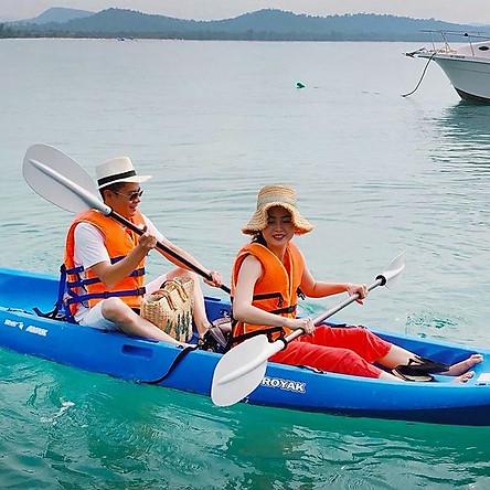 [Phú Quốc] Tour Bắc Đảo - Chèo Kayak - Rạch Vẹm - Gành Dầu, Khởi Hành Hàng Ngày