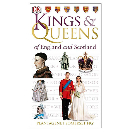 Kings And Queens Of England And Scotland