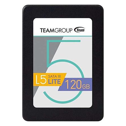Ổ Cứng SSD 120GB Team Group L5 Lite - Hàng Chính Hãng