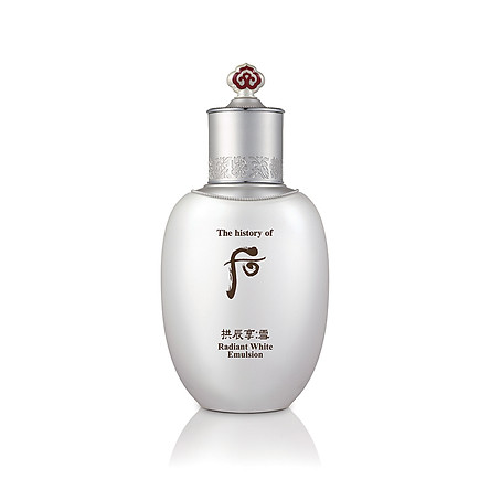Sữa dưỡng trắng WHOO GJH Seol Radiant White Emulsion 110ml