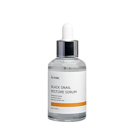 Tinh Chất Dưỡng Da iUNIK Black Snail Restore Serum (50ml)