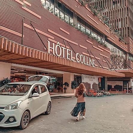Combo 2N1Đ Hôtel Colline 4* Đà Lạt + Vé Xe Limousine Khứ Hồi Từ Sài Gòn Dành Cho 01 Người