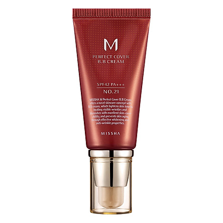 Kem Nền BB MISSHA M PERFECT COVER BB CREAM 50ml