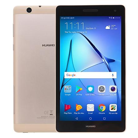 Máy Tính Bảng Huawei MediaPad T3 7.0 (Vàng) - Hàng Chính Hãng