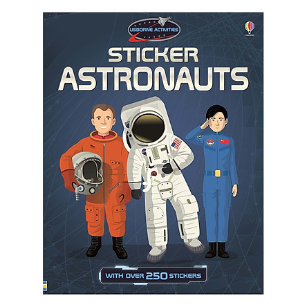 Usborne Sticker Astronauts