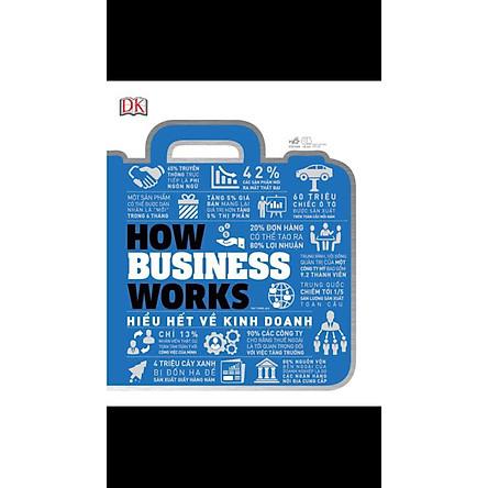 Cuốn Sách Hay Kinh Điển Về Bài Học Kinh Doanh: How Business Work - Hiểu Hết Về Kinh Doanh