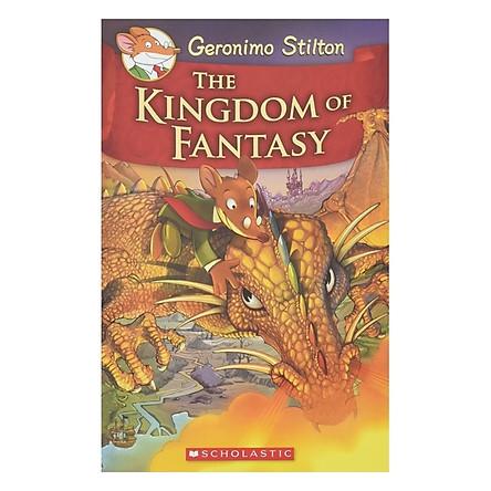 The Kingdom Of Fantasy: Geronimo Stilton Se #1