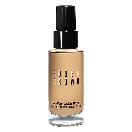 Kem Nền Bobbi Brown Skin Foundation SPF15 - 01 Warm Ivory (30ml)-E2LE016000