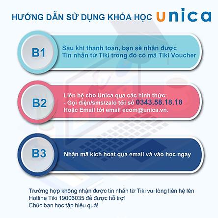 Khoá học YOGA - Yoga dành cho giới trẻ [UNICA.VN