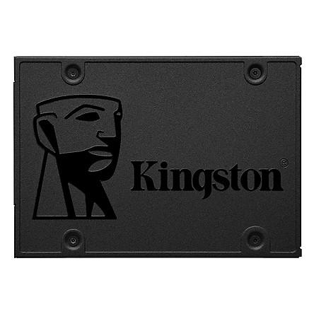 """Ổ cứng SSD Kingston SSDNow A400 240GB Sata3 2,5"""" (đọc 500MB/s, Ghi 450MB/s) - SA400S37/240G - hàng chính hãng"""