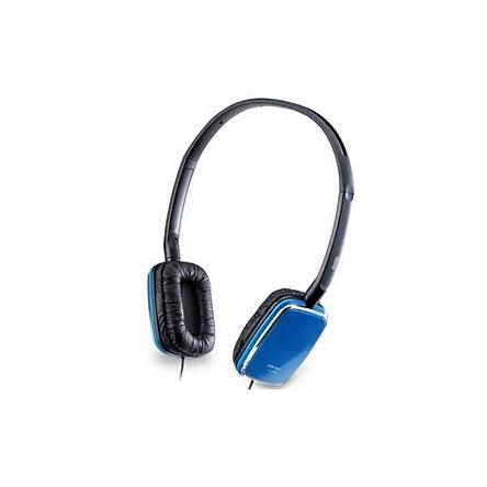 Tai nghe âm nhạc thời thượng - Chủ nghĩa phong cách cá nhân Genius GHP-420S - Màu xanh dương