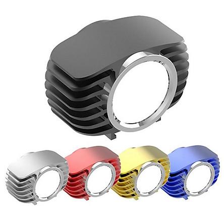 LED Motorcycle Headlight Spotlight Super Bright White Moto Fog DRL Headlamp Hunting Driving Lights