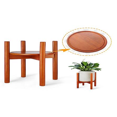 Giá Kệ Đế Đỡ Chậu Hoa - Cao 30,5 cm x Rộng 36 cm - Phù Hợp Chậu Hoa Có Đường Kính Tối Đa 30 cm (Không bao gồm chậu cây)