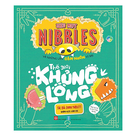 Siêu Mọt Nibbles Và Những Lần Gặm Nhấm Vĩ Đại - Thế Giới Khủng Long