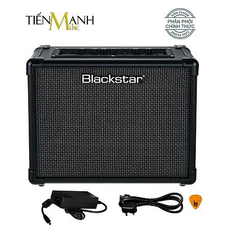Amply Guitar Điện Blackstar ID:Core 20 V3 (20W) Ampli Đàn Electric Solo Stereo Combo Amplifier BA191052 Hàng Chính Hãng - Kèm Móng Gẩy DreamMaker