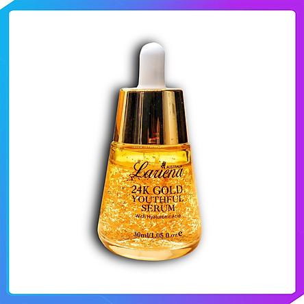 Serum trắng da Lariena 24K gold Youthful Serum-