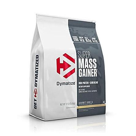DYMATIZE SUPER MASS GAINER 5,4Kg - Sữa tăng cân cho người gầy