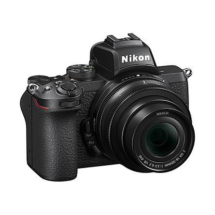 Máy ảnh Nikon Z50 Kit 16-50mm F/3.5-6.3 VR - Hàng Chính Hãng (Máy Ảnh Mirrorless)