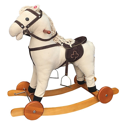 Ngựa Bập Bênh Trẻ Em Broller Gs2025W