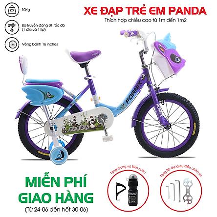 Xe đạp trẻ em Fornix Panda