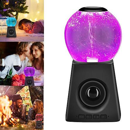 Wireless Bluetooth Speaker LED Night Light Tornado Waterdance Subwoofer