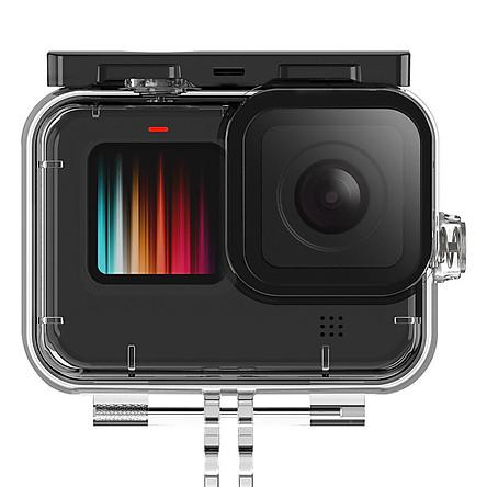 Vỏ Chống Nước Telesin Cho GoPro Hero 9  - Case  Action Camera Bảo Vệ Máy Quay Hành Trình GoPro (Hàng Chính Hãng)